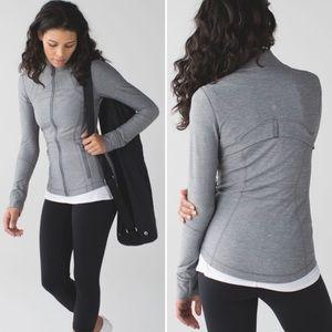 Lululemon Gray Slate Define Jacket 12